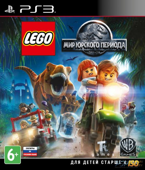 LEGO ��� ������� ������� / LEGO Jurassic World ��� PS3
