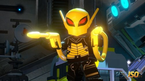 LEGO Batman 3: Beyond Gotham для PS3