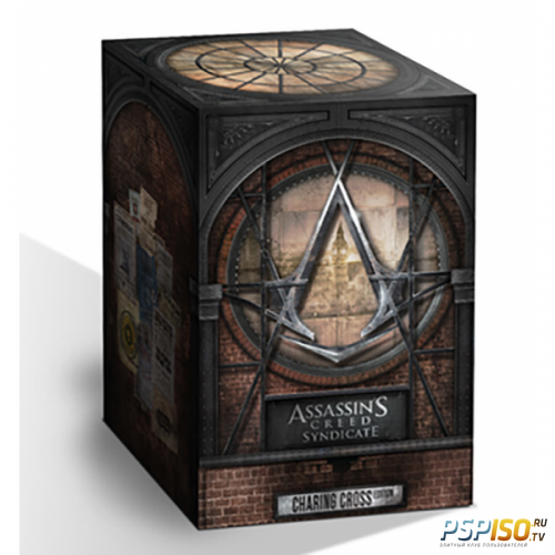 Assassin's Creed: Синдикат Чаринг-Кросс для PS4