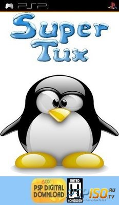SuperTux 0.1.3 [HomeBrew][2013]