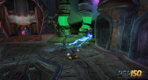 Disney Epic Mickey. Две легенды. (Русская версия) для PS3