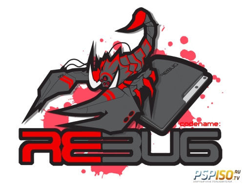 REBUG 4.82.1 - Cobra 7.54 LITE [CFW][PS3]