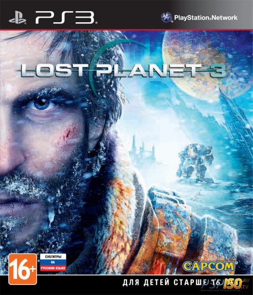 Lost Planet 3 для PS3