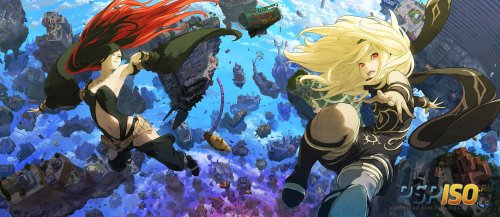 "Вышел анонс для PS4 ""Gravity Rush II"" и ""Gravity Rush Remastered"""