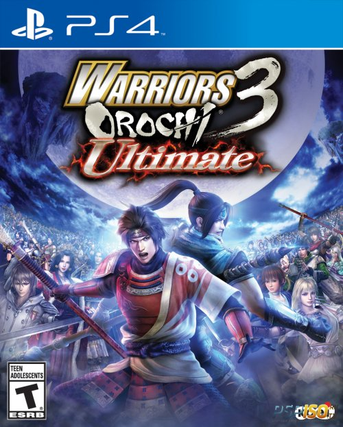 Warriors Orochi 3 Ultimate ��� PS4