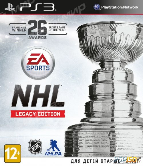 NHL 16 Legacy Edition ��� PS3