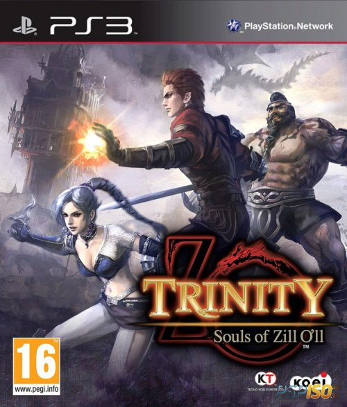 Trinity: Souls of Zill O'll ��� PS3