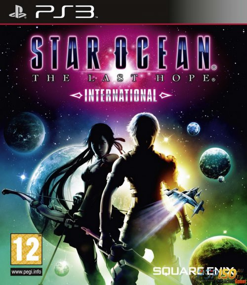Star Ocean: The Last Hope для PS3