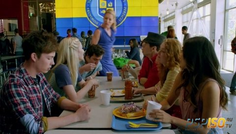 ������ ����� �������� / Video Game High School [S03] (2014) HDRip