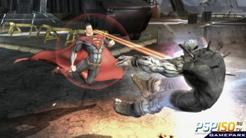 Injustice: Gods Among Us Ultimate Edition для PS4