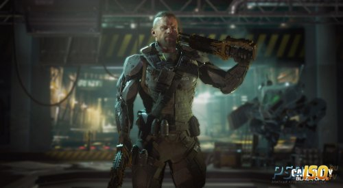 Call of Duty: Black Ops 3 для PS4