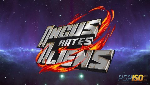 Angus hates Aliens [ENG][FULL][ISO][2015]