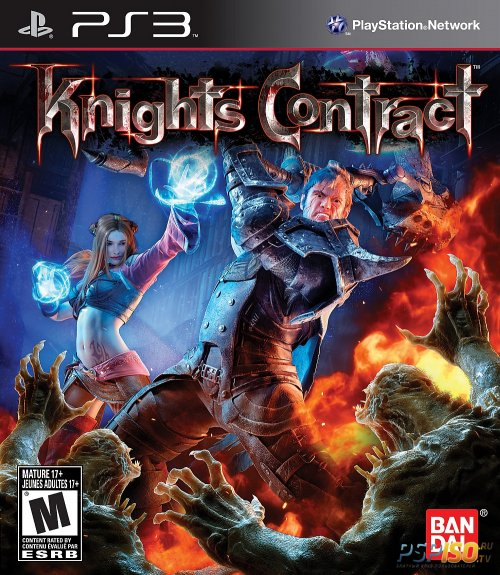 Knights Contract ��� PS3