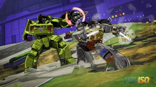 Transformers: Devastation для PS3