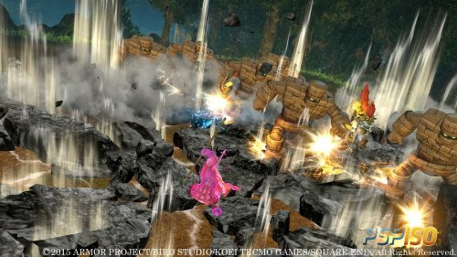 Dragon Quest Heroes: The World Tree's Woe and the Blight Below ��� PS4
