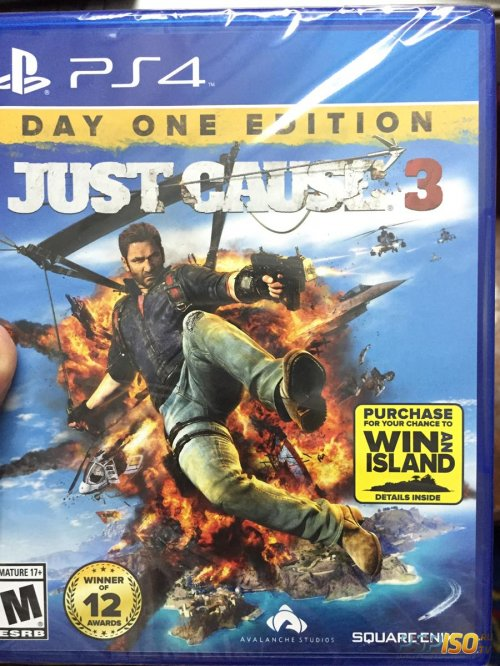 ������� Just Cause 3 ��������, � ������ ����������� ����������� ����� ������� ���� ����