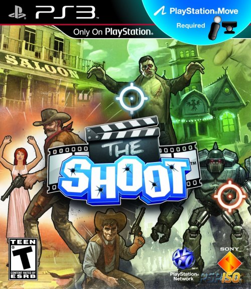 Снято! The Shoot! для PS3