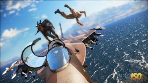 Just Cause 3. Day 1 Edition ��� PS4