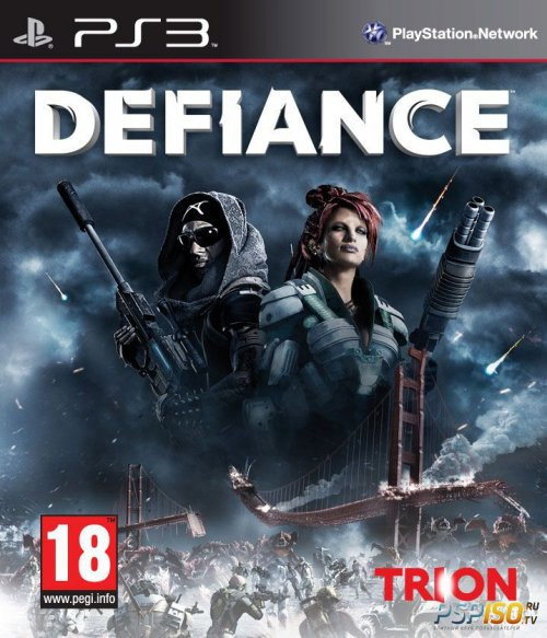 Defiance ��� PS3