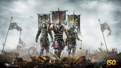 ����� ����������� For Honor ������� �� 2016 ���