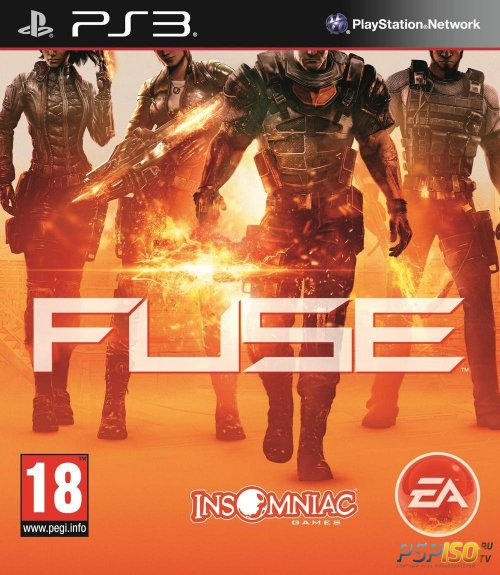 Fuse ��� PS3