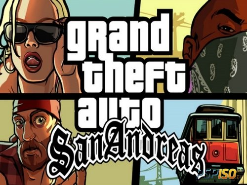 SA_GM_0.1_prerelease_a / San Andreas - ����������� ������ [HomeBrew][2016]