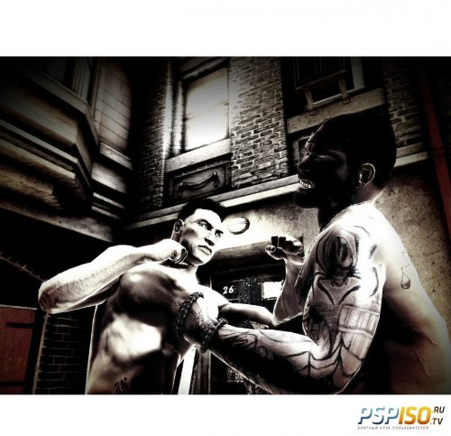 Схватка (The Fight: Light Out) для PS3 [RUS] [MOVE]