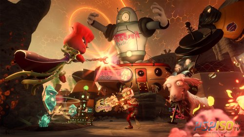 14 ������ �������� �������� ����-������������ Plants vs Zombies: Garden Warfare 2
