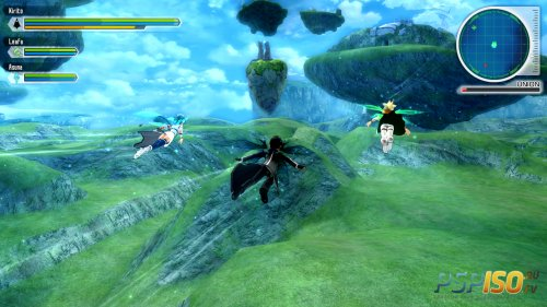 Sword Art Online: Lost Song для PS4