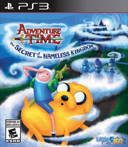 Adventure Time: The Secret of the Nameless Kingdom ��� PS3