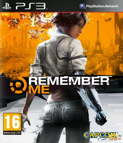 Remember Me ��� PS3