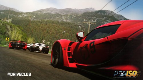 � Driveclub �������� ��������� ������
