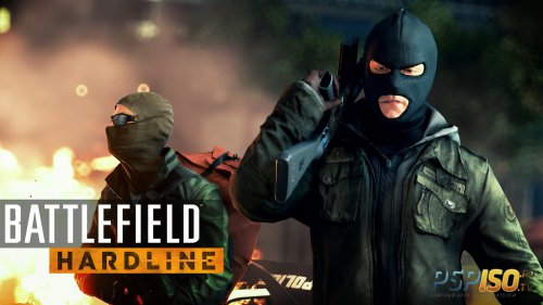 Battlefield Hardline ��� PS3
