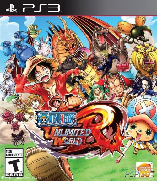 One Piece: Unlimited World Red ��� PS3