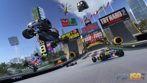 Trackmania Turbo ��� PS4