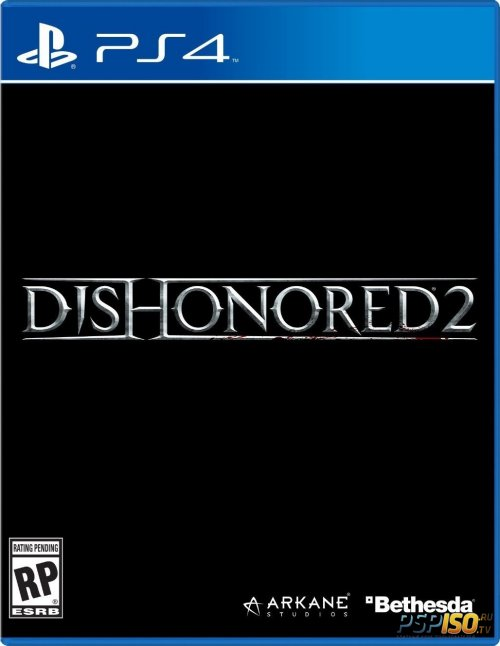 Dishonored 2 для PS4