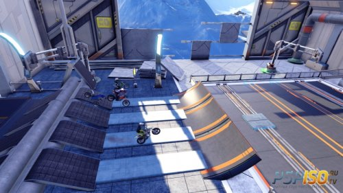 Trials Fusion: The Awesome MAX Edition для PS4