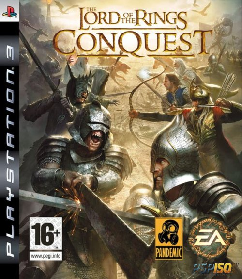 ��������� �����: �������������� / Lord of the Rings: Conquest ��� PS3