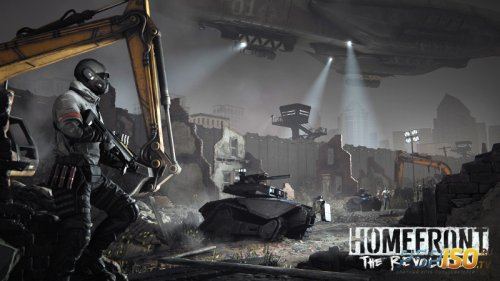 Homefront The Revolution ��� PS4