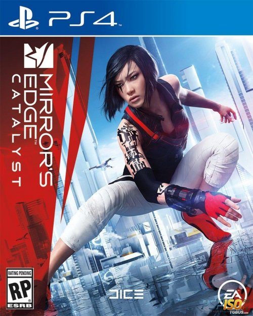 Mirror's Edge: Catalyst для PS4