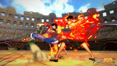 One Piece Burning Blood для PS4