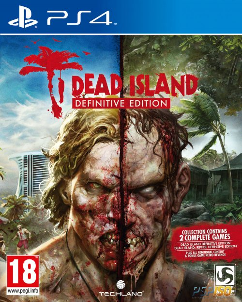Dead Island. Definitive Collection ��� PS4