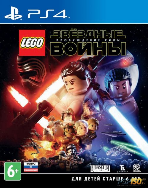 LEGO �������� �����: ����������� ���� ��� PS4