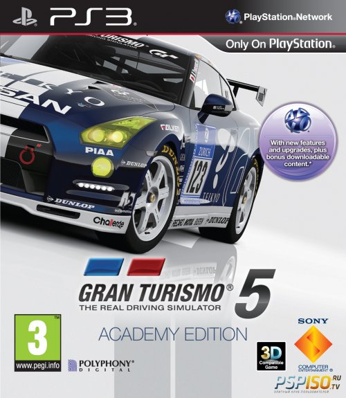 Gran Turismo 5: Academy Edition ��� PS3