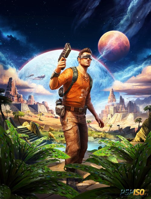 Релиз PS4-версии Outcast: Second Contact состоится в 2017