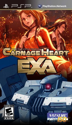 Carnage Heart EXA [ENG][ISO][2013]