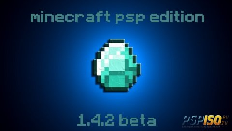 Minecraft PSP Edition v1.4.2beta [HomeBrew][2016]