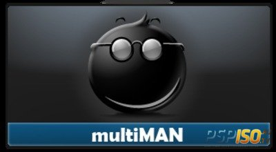 multiMAN ver 04.82.00 BASE/UPDATE/STEALTH [2017][PS3]