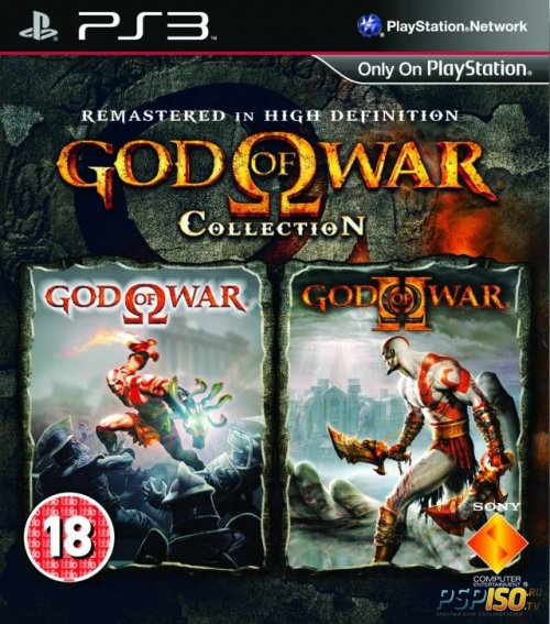 God of War. Collection 2 для PS3