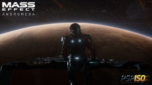 Mass Effect: Andromeda для PS4